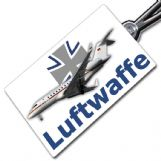 Luftwaffe Global Express Crew Tag